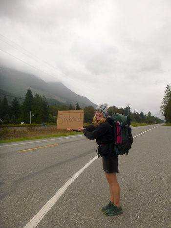 Hitch hiker