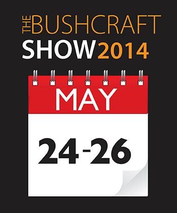 Bushcraft Show Calendar for 2014