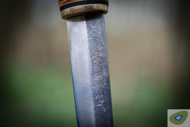 Wolverine blade detail