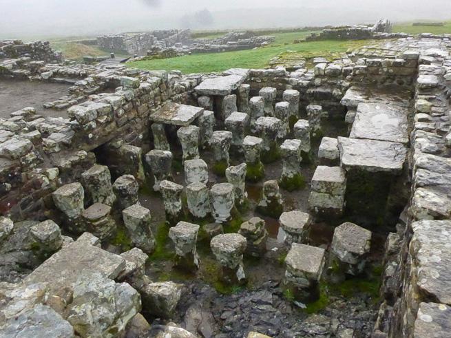 Vercovicivm Roman Fort.