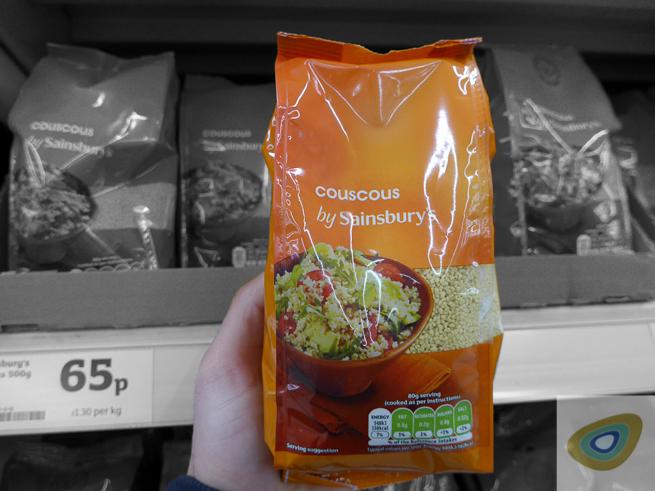 sainsbury's couscous